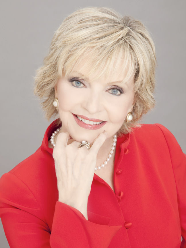 florence henderson height